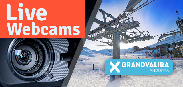 Live Webcams GrandValira